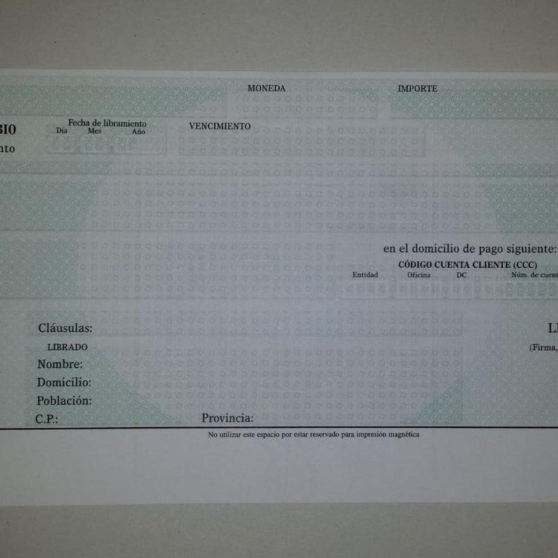 Timbres del Estado: Servicios de EL ESTANCO EXP. 183