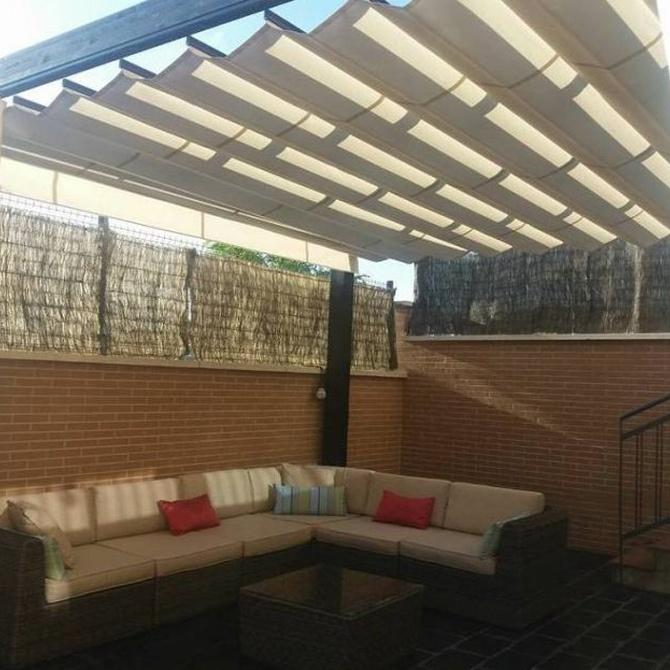 Elige el mejor toldo para tu terraza