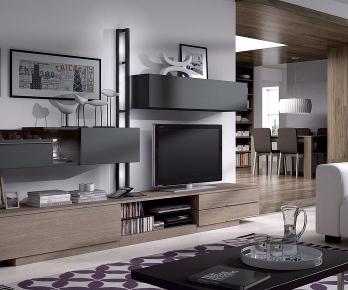 Salones catalogo Rosamor: Catálogo de muebles y sofás de Goga Muebles & Complementos