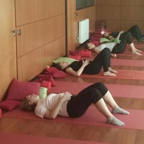 Yoga para embarazadas Gijon