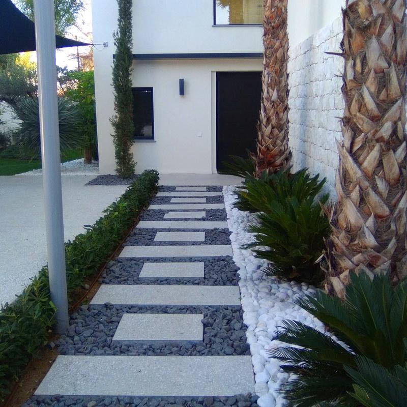 Caminos : Productos y servicios de Vivero Fantastic Gardens