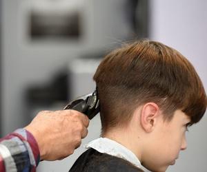 Corte de pelo de niños en Avilés