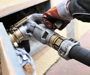 Servicio rápido de reparto a domicilio de gasóleo en Albacete