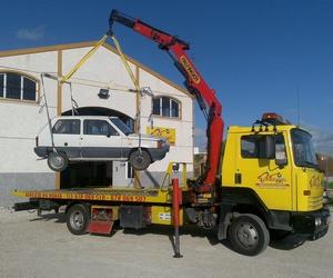Remolcar vehículos