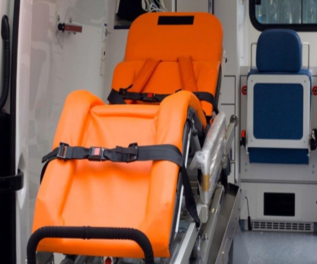 Una ambulancia para eventos