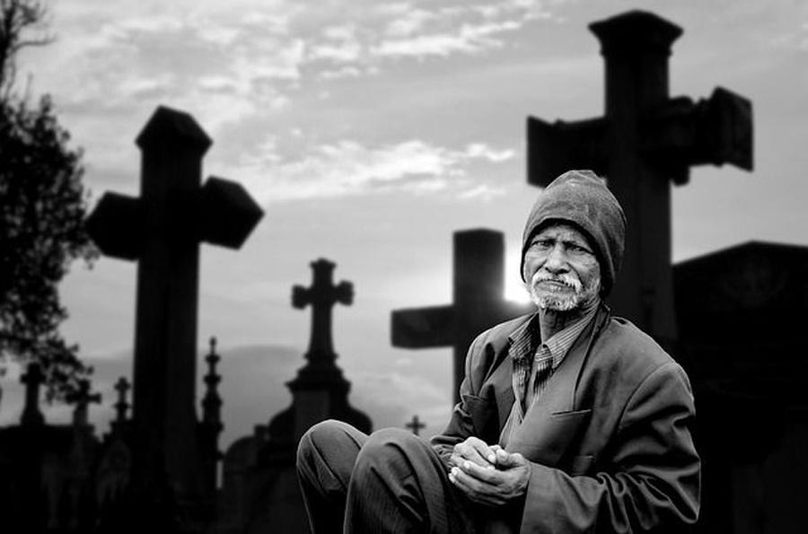 Cómo ayudar a los mayores a superar la pérdida de su pareja