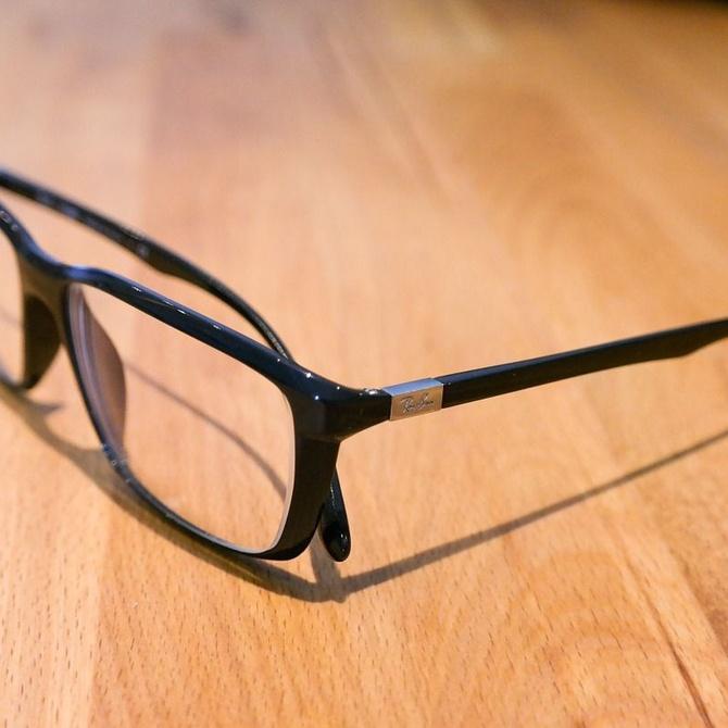 Así nacieron las primeras gafas