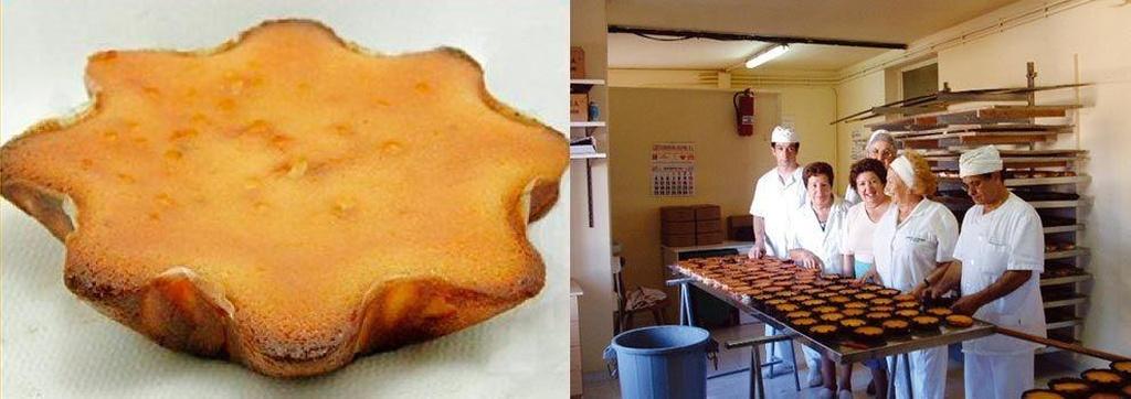 Panadería y Pastelería industrial en Villa de Valverde | Adrián Gutiérrez e Hijas, Quesadilla La Auténtica