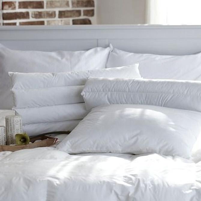 Complementos de cama: la almohada y el topper