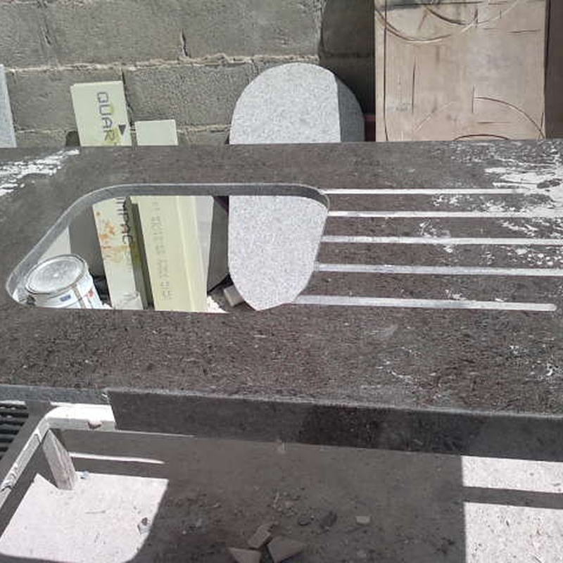Encimeras granitos: Catálogo y exposición de Alcomármol