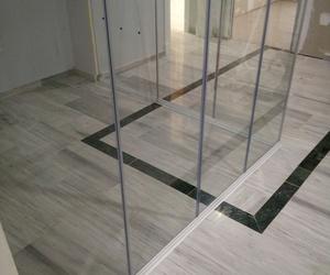 Cerramiento con cristal en Almuñecar