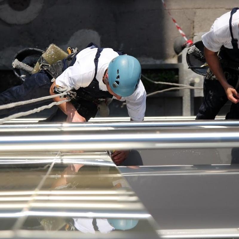 Trabajos verticales: Servicios de Namka Reformas