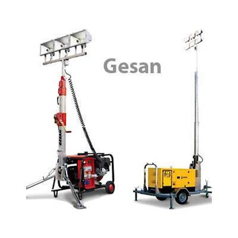 Productos de la marca Gesan: Servicios de Metsa Ciudad Real, S.L.