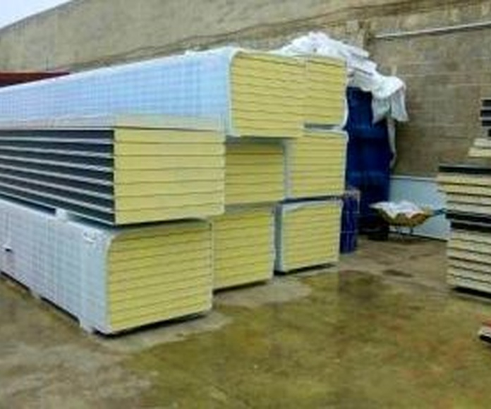 panel frigo