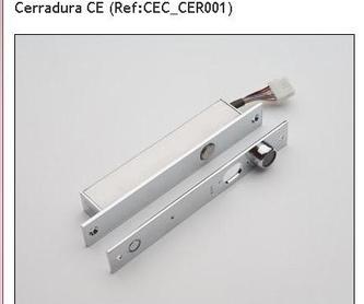 Cerraduras electricas: Catálogo de Ra-Ba Cierres Eléctricos, S.A.