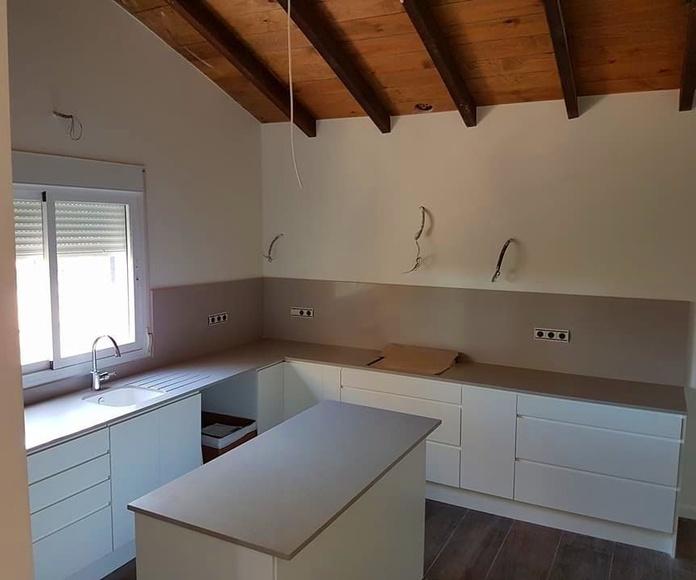 Instalación cocina en Alicante