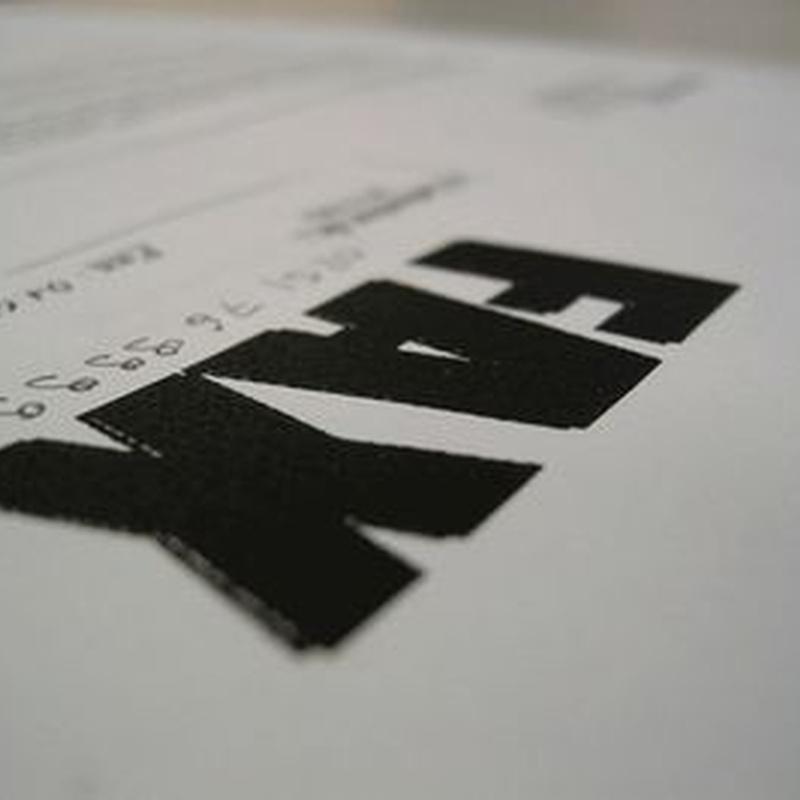 Fotocopias y fax: Servicios de Sentmenat 72