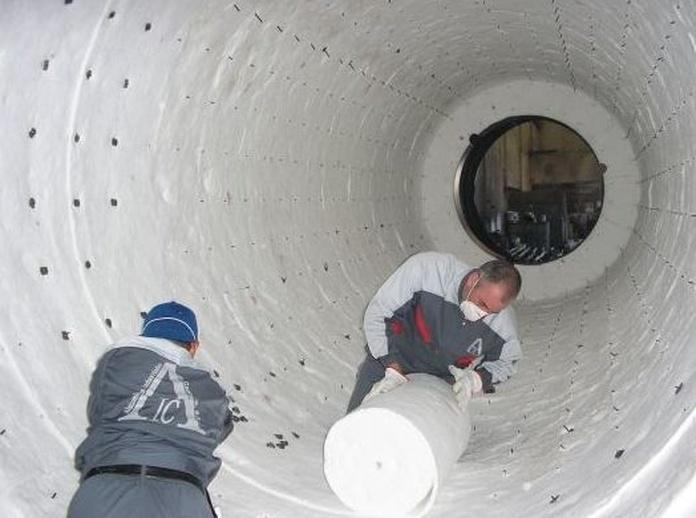 Calorifugado de tuberías y aparatos: Servicios de AIC Aislamientos Industriales de Cantabria