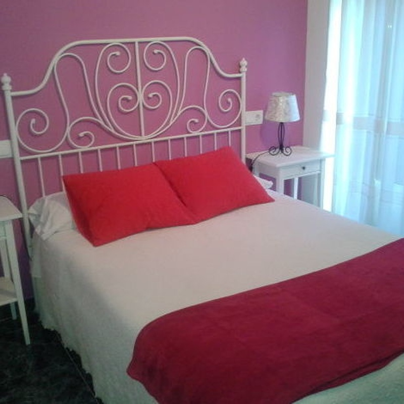 Habitación Doble: Habitaciones y Servicios de Hostal Bruña Paseo del Prado