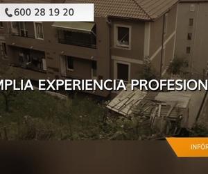 Restauración y rehabilitación de edificios en Vizcaya