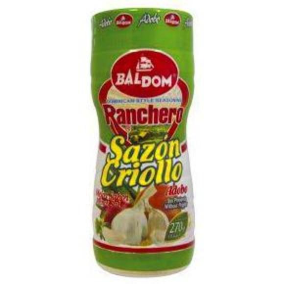 Sazón Ranchero Baldom sin pimienta: PRODUCTOS de La Cabaña 5 continentes