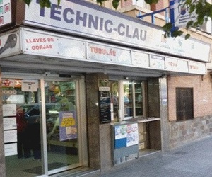 Technic Clau, cerrajería en Valencia