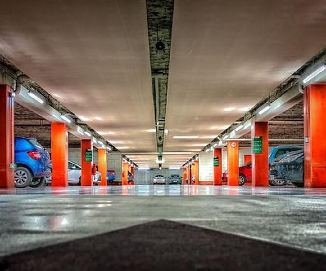 Tipos de pintura para suelos y pavimentos