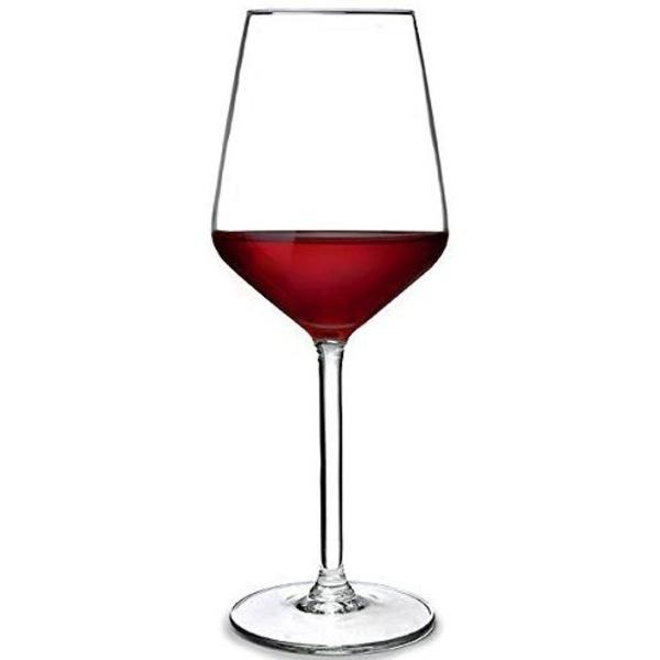 Alquiler de copa de vino.