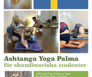 Ashtanga Yoga for Scandinavians in Palma