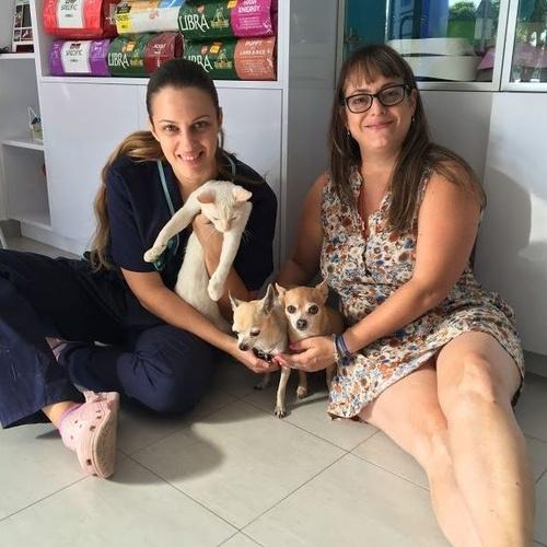Centro veterinario en Pilas