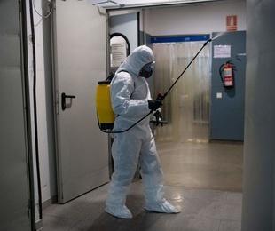 Aprovecha el momento y contrata el servicio desinfección COVID19