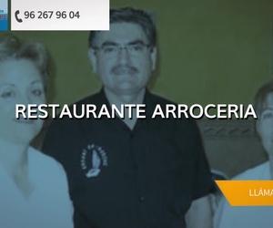 Restaurante arrocería en el Puerto de Sagunto | Ca' Merche