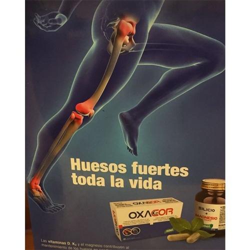 Ten huesos fuertes con nuestros productos