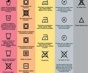 Una ayudita con los simbolos de la ropa!