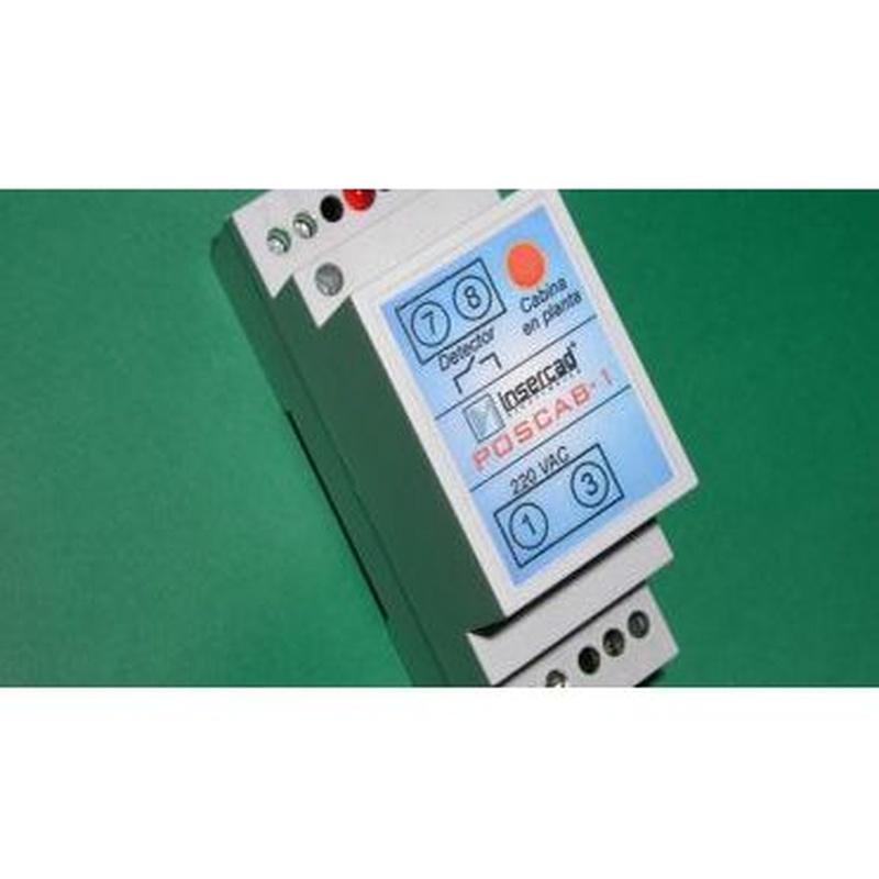 POSCAB-1: Servicios  de Insercad Electrónica