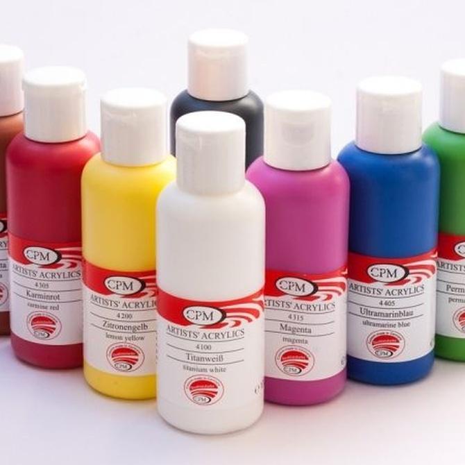 ¿Por qué usar pintura plástica en tus proyectos?