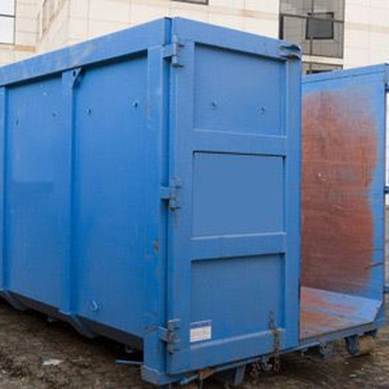 Alquiler e instalación de contenedores de residuos en fábricas: Servicios de Atención al cliente