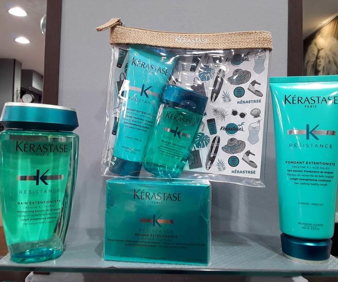 Con la compra de 3 productos KERASTASE, REGALO de NECESER valorado en 19€.