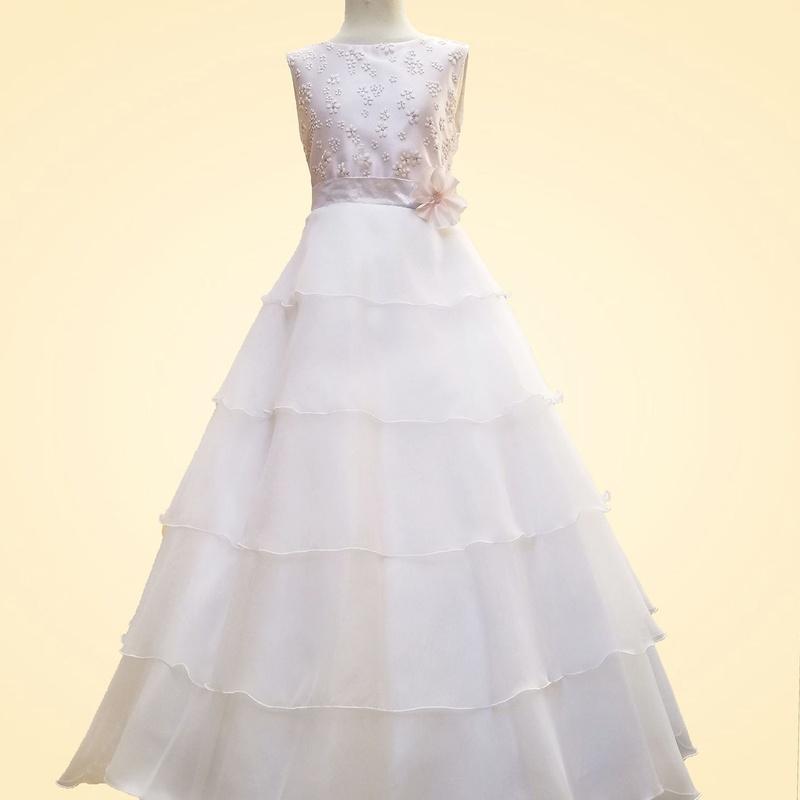 Vestidos de comunión niña Colección 2019: Vestidos y Trajes de Joan Lo