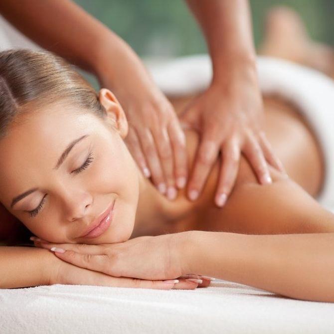 ¿Qué es el masaje circulatorio?