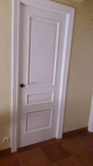 Puertas interiores: Catalogo de productos de Carpintería B.P. Cuétara Ibáñez