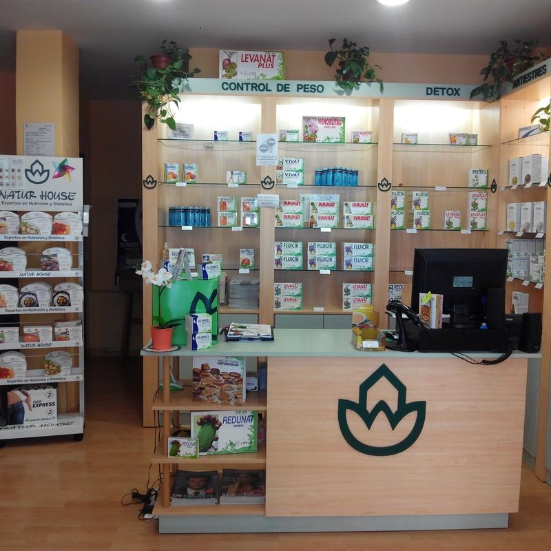 Plan reduce 3 semanas: Dietética y nutrición de NaturHouse Moratalaz-Pavones