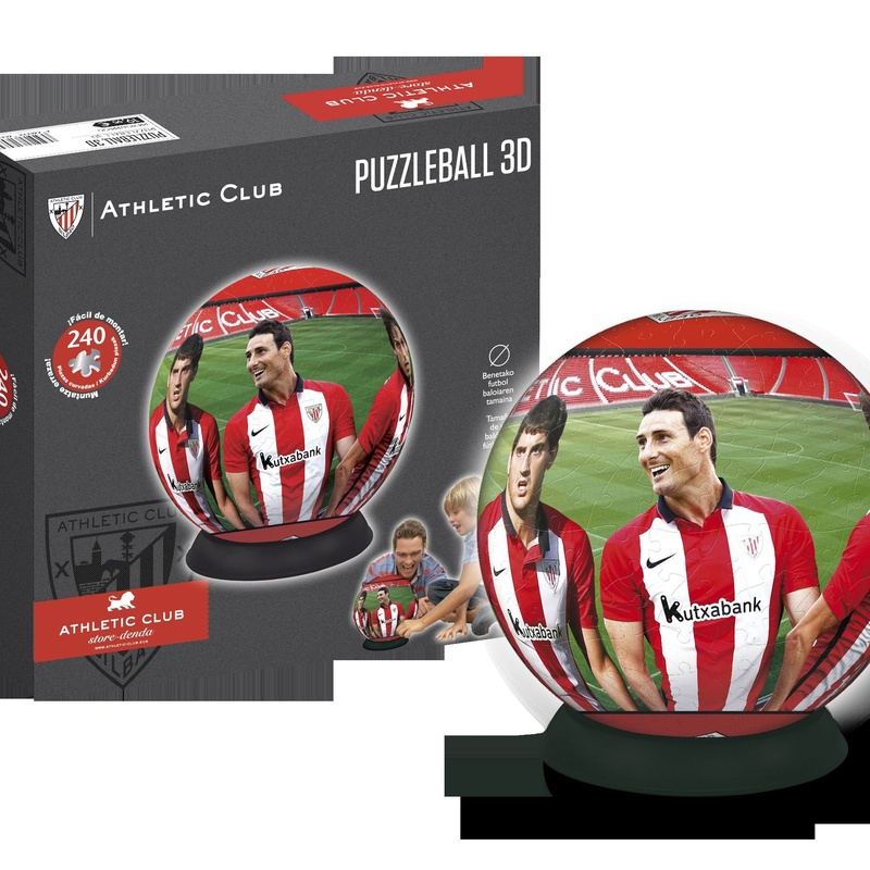 PUZZLEBALL 3D ATHLETIC. ELEVEN 11 FORCE