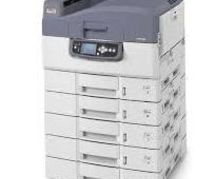 impresora oki mantenimiento
