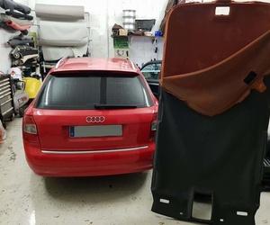 Tapicería para techos de coches