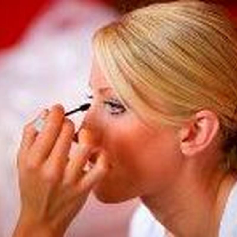 Maquillaje de Navia en valdemoro