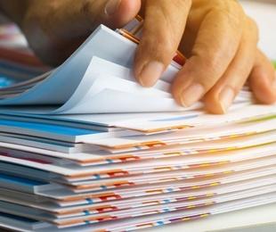 Las diferencias entre el papel estucado y el offset