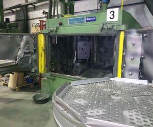 Galería de Chorros de arena en Barberà del Vallès   Granallats Industrials Polinyà