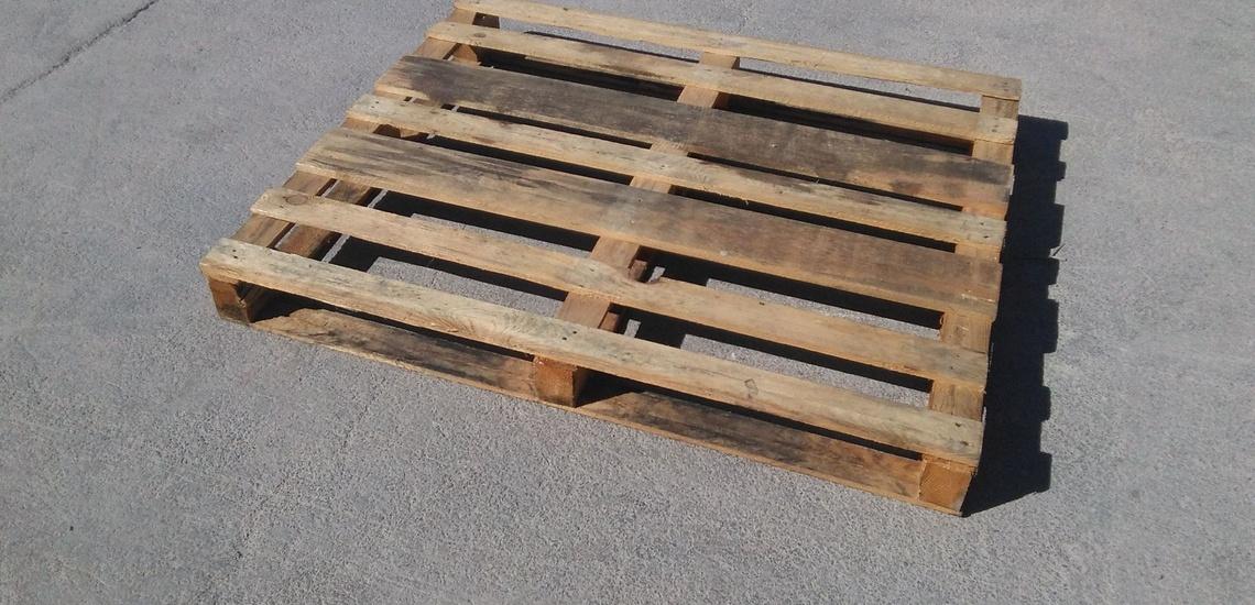 Palets de madera en Valencia a la venta a buen precio