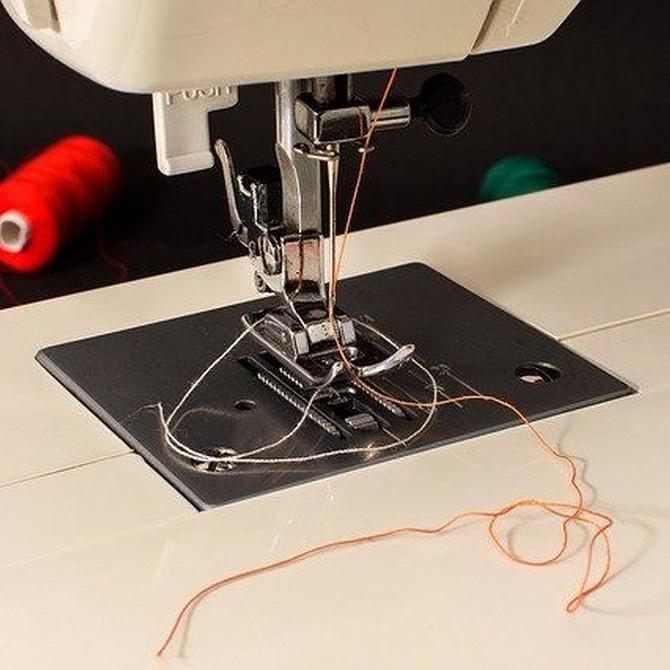 Muelles y aceites imprescindibles para el correcto mantenimiento de tu máquina de coser